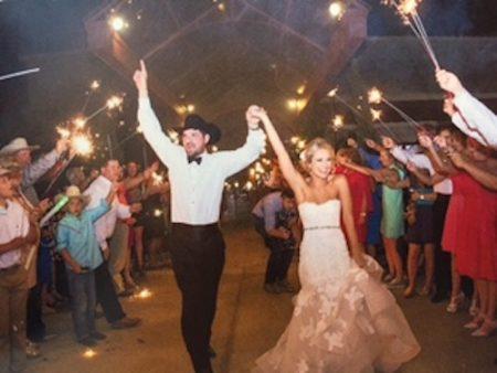 36-inch wedding sparklers