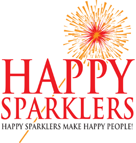 Happy Sparklers – Sparklers | Wedding Sparklers | Gender Reveal Products Logo
